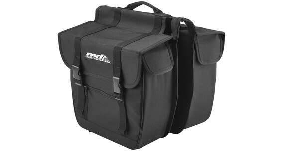 Red Cycling Products Travel Double Bag Borsello nero
